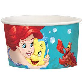 Little Mermaid Treat Cups (8)