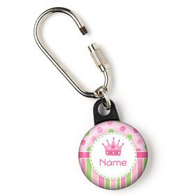 "Little Princess Personalized 1"" Carabiner (Each)"
