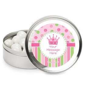 Little Princess Personalized Mint Tins (12 Pack)