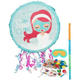 Little Spa Party Pinata Kit