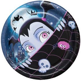"Little Vampire 9"" Lunch Plate (8)"