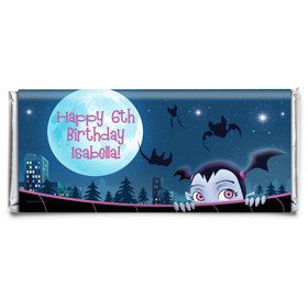 Little Vampire Personalized Candy Bar Wrapper (Each)