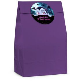 Little Vampire Personalized Favor Bag (12 Pack)