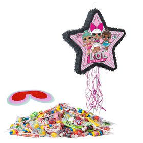 LOL Surprise Star Pinata Kit