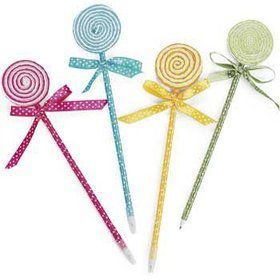 Lollipop Pen (6-pack)