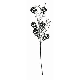 "Long Stem 30"" Skull Flowers"