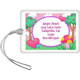 Loopy Rag Dolls Personalized Bag Tag (Each)