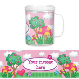 Loopy Rag Dolls Personalized Favor Mugs (Each)
