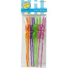 Loopy Straws (8 Pack)