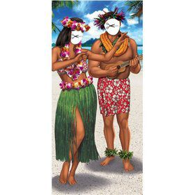 "Luau Stand-In 30"" x 60"" Poster"