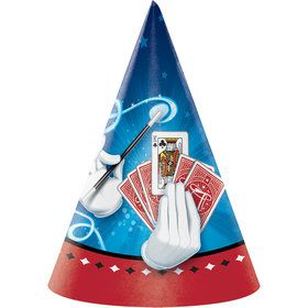Magic Party Hats (8 count)