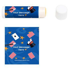 Magic Personalized Lip Balm (12 Pack)