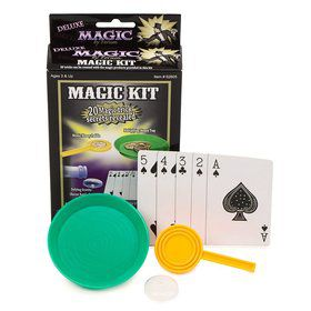 Magic Tricks Birthday Party Deluxe Tableware Kit Each