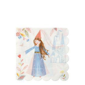 Magical Princess Lunch Napkins