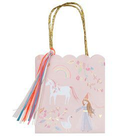 Magical Princess Paper Favor Bag