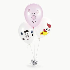 Make Your Own Farm Animal Balloons (12)