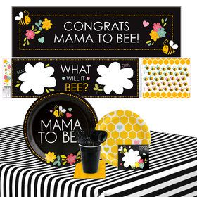 Mama To Bee Baby Shower All Inclusive Party Kit