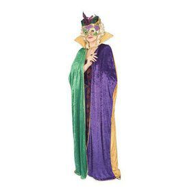 Mardi Gras Cape Adult