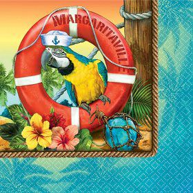 Margaritaville Lunch Napkins (36)