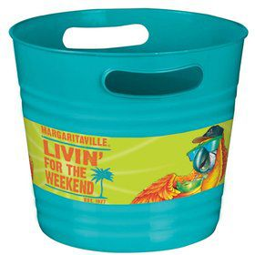 Margaritaville Plastic Ice Bucket