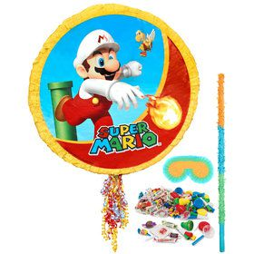 Mario Bros Pinata Kit
