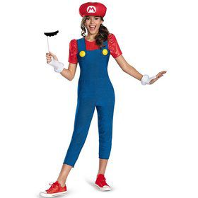 Mario Tween Kids Costume