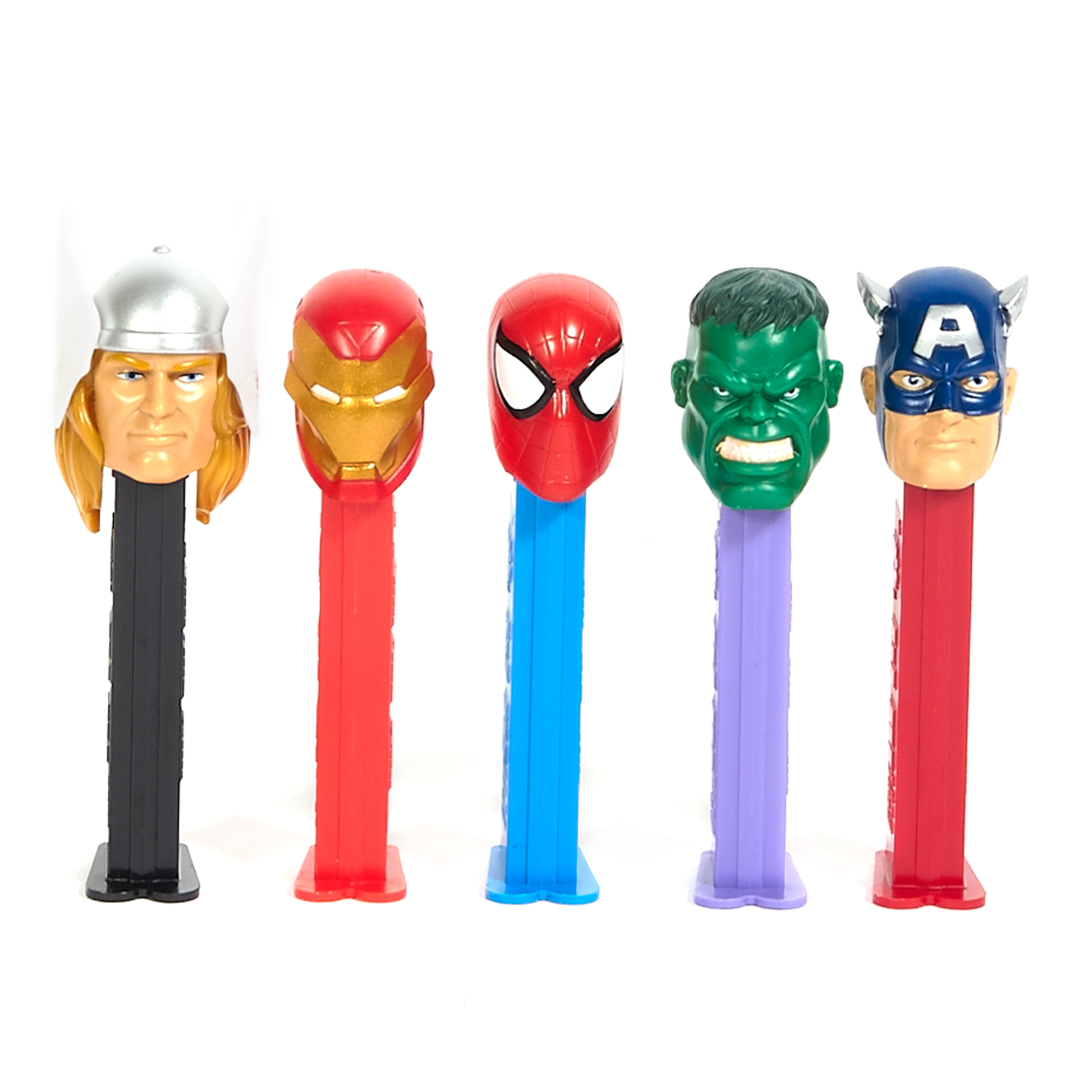 Marvel Avengers Pez Dispenser and Candy Set (Each) - Party Supplies