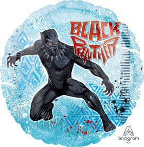 "Marvel Black Panther 18"" Balloon (1)"