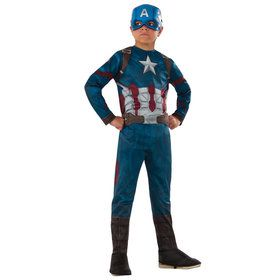 Marvel's Captain America: Civil War - Captain America Kids Costume