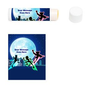 Masked Heroes Personalized Lip Balm (12 Pack)