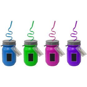 Mason Chalk Jar 16 oz. (Each - Assorted)