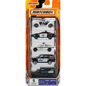 Matchbox 5-Pack Asst