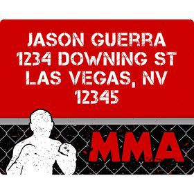 Matchup Personalized Address Labels (Sheet of 15)