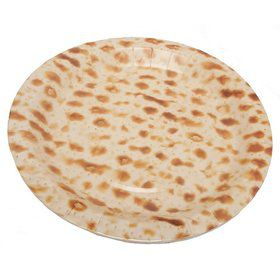 "Matzo 9"" Lunch Plate (8)"