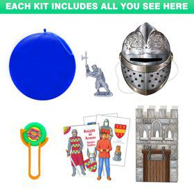 Medieval Knight Favor Kit (for 1 Guest)