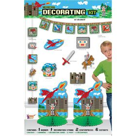Medieval Pixels Decoration Set (10)