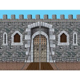 Medieval Wall Decorating Kit (Each)
