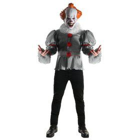 Mens Deluxe IT Costume