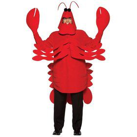 Men's Lightweight Lobster Costume