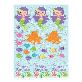 Mermaid Friends Sticker Value Pack