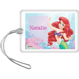 Mermaid Personalized Bag Tag (Each)