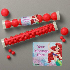 Mermaid Personalized Candy Tubes (12 Count)