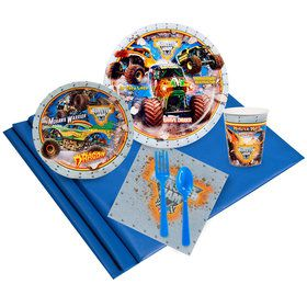 Monster Jam 3D Party Pack (32)