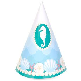 Mermaids Under the Sea Cone Hats