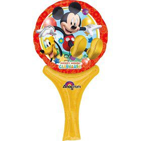 "Mickey 12"" Inflate-A-Fun Balloon (Each)"