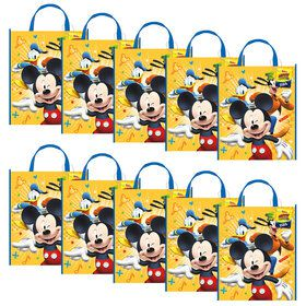 Mickey And Friends Party Tote Bag (Set of 10)