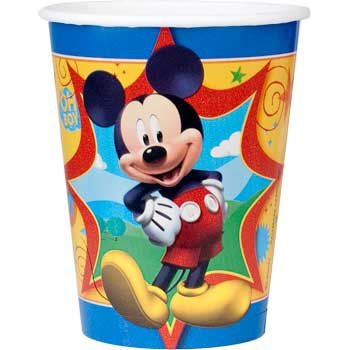 Mickey Party Supplies Cups BB020757