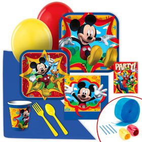 Mickey Fun and Friends Value Party Pack (Serves 8)
