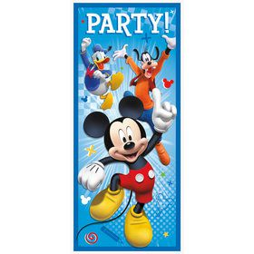 "Mickey Mouse 60"" Door Poster Decoration (Each)"