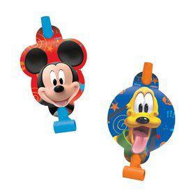 Mickey Mouse Blowouts (8 Pack)